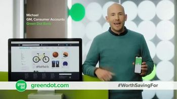 Green Dot Unlimited Cash Back Bank Account TV Spot, 'Unlimited Bonuses' - Thumbnail 3