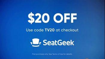 SeatGeek TV Spot, 'The Cheapest Seats' - Thumbnail 10