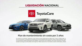 Toyota Liquidación Nacional TV Spot, 'Hairdresser' [Spanish] [T1] - Thumbnail 6