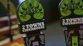 2 Towns Ciderhouse TV Spot, 'We Salute You' - Thumbnail 2