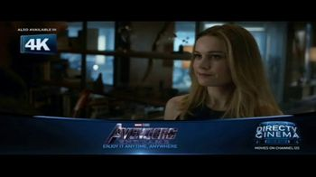DIRECTV Cinema TV Spot, 'Avengers: Endgame'