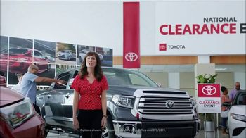 Toyota National Clearance Event TV Commercial, 'Clap' Song ...