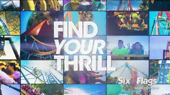 Six Flags Magic Mountain TV Spot, 'Find Your Thrill: Goliath'