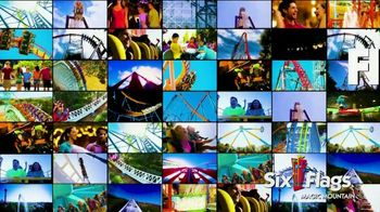 Six Flags Magic Mountain TV Spot, 'Find Your Thrill: Goliath' - Thumbnail 1