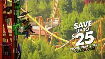 Six Flags Magic Mountain TV Spot, 'Find Your Thrill: Goliath' - Thumbnail 8
