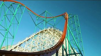 Six Flags Magic Mountain TV Spot, 'Find Your Thrill: Goliath' - Thumbnail 3