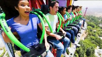 Six Flags Magic Mountain TV Spot, 'Find Your Thrill: Goliath' - Thumbnail 6