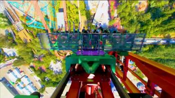Six Flags Magic Mountain TV Spot, 'Find Your Thrill: Goliath' - Thumbnail 7