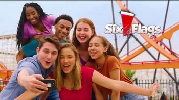 Six Flags TV Spot, \'V.I.P. Treatment\'