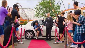 Six Flags TV Spot, 'V.I.P. Treatment' - Thumbnail 2