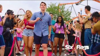 Six Flags TV Spot, 'V.I.P. Treatment' - Thumbnail 3