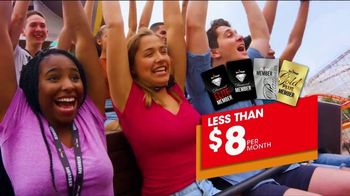 Six Flags TV Spot, 'V.I.P. Treatment' - Thumbnail 5