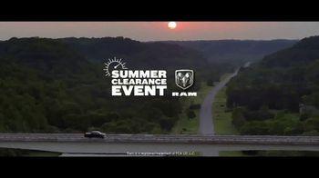 Ram Trucks Summer Clearance Event TV Spot, 'Hurry In' Song by Eric Church [T2] - Thumbnail 7