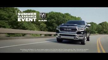 Ram Trucks Summer Clearance Event TV Spot, 'Hurry In' Song by Eric Church [T2] - Thumbnail 5