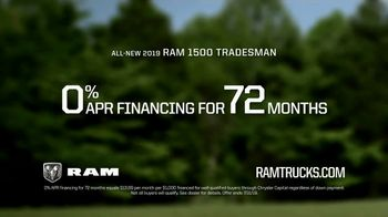 Ram Trucks Summer Clearance Event TV Spot, 'Hurry In' Song by Eric Church [T2] - Thumbnail 6