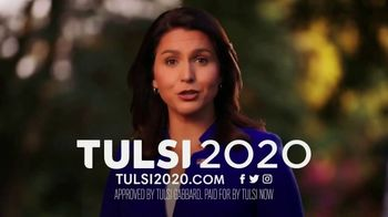 Tulsi Now TV Spot, 'I Love Our Country' - Thumbnail 9