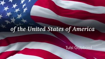 Tulsi Now TV Spot, 'I Love Our Country' - Thumbnail 2