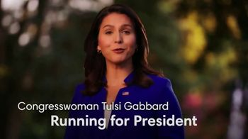Tulsi Now TV Spot, 'I Love Our Country' - Thumbnail 6