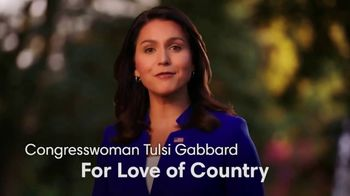 Tulsi Now TV Spot, 'I Love Our Country' - Thumbnail 7