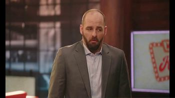Century 21 TV Spot, 'ESPN: Who Is More Relentless: Sensible' Featuring Mike Golic Jr. - Thumbnail 6