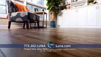 Luna Flooring 70 Percent Off Sale TV Spot, 'Transform Your Home' - Thumbnail 3