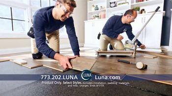 Luna Flooring 70 Percent Off Sale TV Spot, 'Transform Your Home' - Thumbnail 5