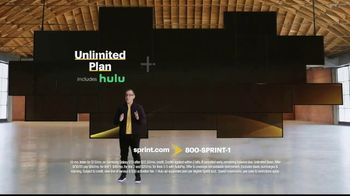 Sprint TV Spot, 'Keep Things Simple: Hulu' - Thumbnail 4