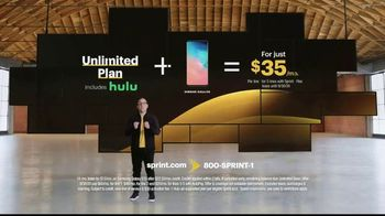 Sprint TV Spot, \'Keep Things Simple: Hulu\'
