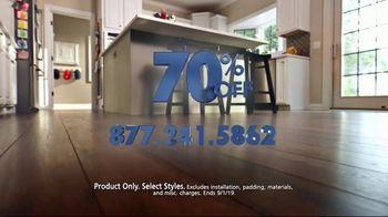 Luna Flooring 70 Percent Off Sale TV Spot, 'Get Floors You'll Love for Less' - Thumbnail 10