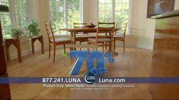 Luna Flooring 70 Percent Off Sale TV Spot, 'Get Floors You'll Love for Less' - Thumbnail 2