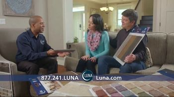 Luna Flooring 70 Percent Off Sale TV Spot, 'Get Floors You'll Love for Less' - Thumbnail 9