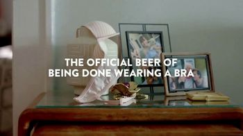 Coors Light TV Spot, 'The Official Beer of Being Done Wearing a Bra' Song by Toots and the Maytals - Thumbnail 9