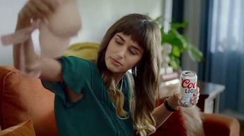 Coors Light TV Spot, 'The Official Beer of Being Done Wearing a Bra' Song by Toots and the Maytals - Thumbnail 7