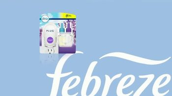 Febreze PLUG TV Spot, 'Fresh Beginning' - Thumbnail 10