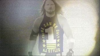 WWE Shop TV Spot, 'Inspired by Millions: 50 Percent Off Tees and Tanks' - Thumbnail 4