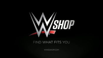 WWE Shop TV Spot, 'Inspired by Millions: 50 Percent Off Tees and Tanks' - Thumbnail 6