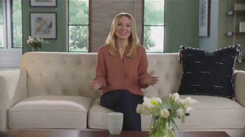 La-Z-Boy Anniversary Sale TV Spot, 'Keeping It Real: No Interest' Featuring Kristen Bell - Thumbnail 3