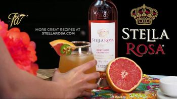 Stella Rosa Wines TV Spot, 'How-To Cocktail Recipe: Grapefruit Jalapeño StellaRita' - Thumbnail 10
