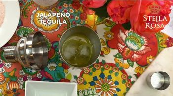 Stella Rosa Wines TV Spot, 'How-To Cocktail Recipe: Grapefruit Jalapeño StellaRita' - Thumbnail 5
