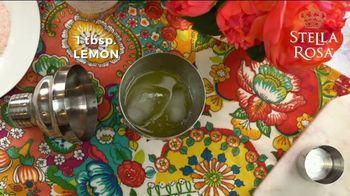 Stella Rosa Wines TV Spot, 'How-To Cocktail Recipe: Grapefruit Jalapeño StellaRita' - Thumbnail 6