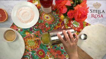 Stella Rosa Wines TV Spot, 'How-To Cocktail Recipe: Grapefruit Jalapeño StellaRita' - Thumbnail 8