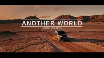 Land Rover Discovery TV Spot, \'Another World\' [T1]