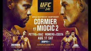 ESPN+ TV Spot, 'UFC 241: Cormier vs. Miocic' - Thumbnail 10