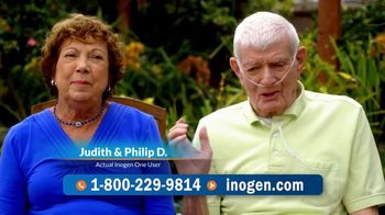 Inogen One G4 TV Spot, 'Testimonials' - Thumbnail 4