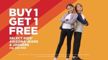 JCPenney Super Saturday Sale TV Spot, \'BOGO: Jeans & Towels\'