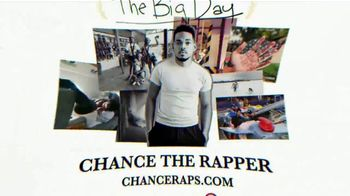 Chance the Rapper The Big Day Tour TV Spot, 'Citi Cardmember Presale' - Thumbnail 9