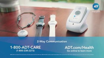 ADT Health Personal Emergency Response System TV Spot, 'Thick and Thicker' - Thumbnail 7