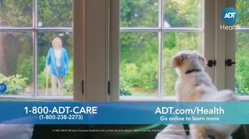 ADT Health Personal Emergency Response System TV Spot, 'Thick and Thicker' - Thumbnail 4
