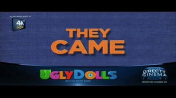 DIRECTV Cinema TV Spot, 'Ugly Dolls' - Thumbnail 1