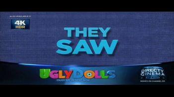 DIRECTV Cinema TV Spot, 'Ugly Dolls' - Thumbnail 2